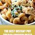 The Best Instant Pot Tuscan Chicken Pasta #instantpot #chickenrecipes