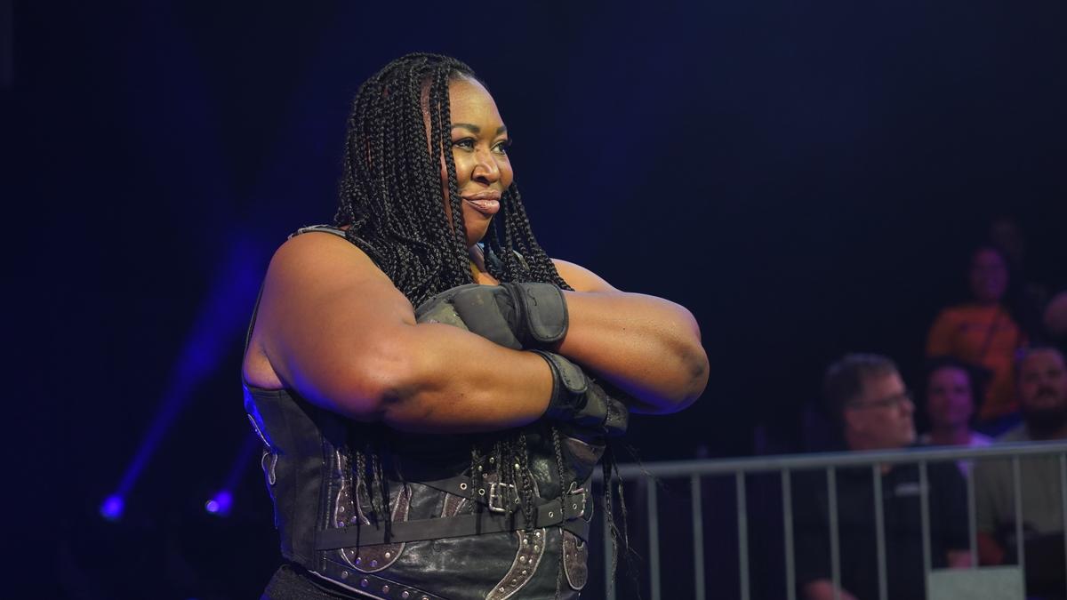 Awesome Kong anuncia sua aposentadoria dos ringues no NWA Empowerrr