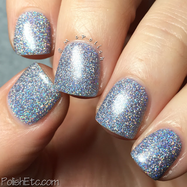 Nine Zero Lacquer - Spring 2016 Collection - McPolish - Annual March Blizzard