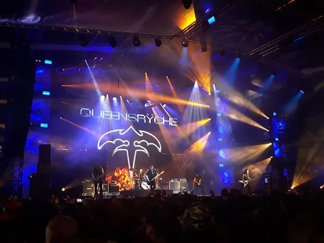 Το συγκρότημα Queensrÿche