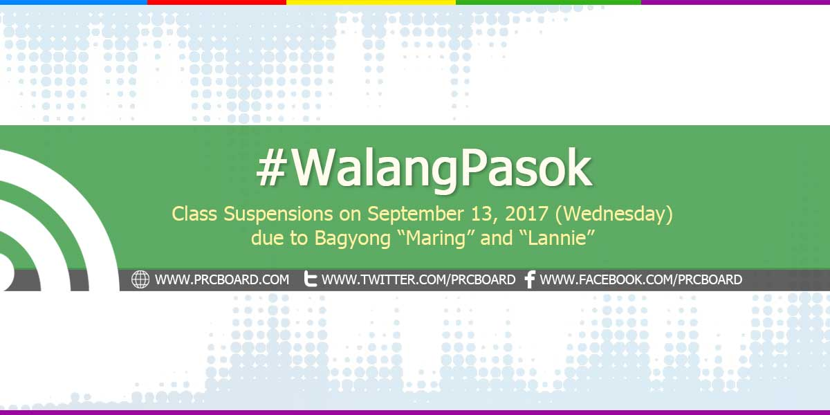 Here Is The Automatic Class Suspension Guidelines From Deped