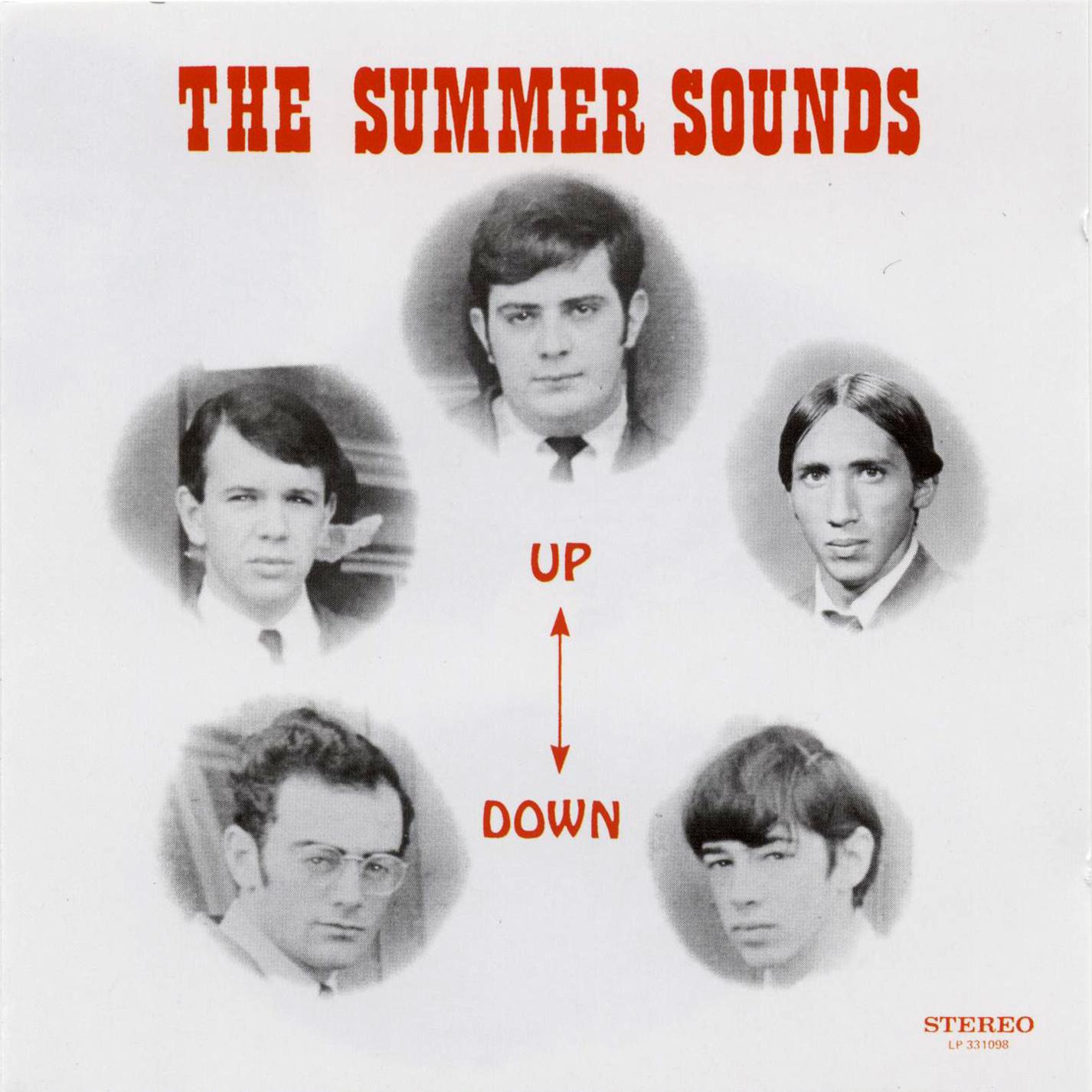 VIAJE A LAS PROFUNDIDADES DE.....1967 - Página 3 The+summer+sounds+-+front
