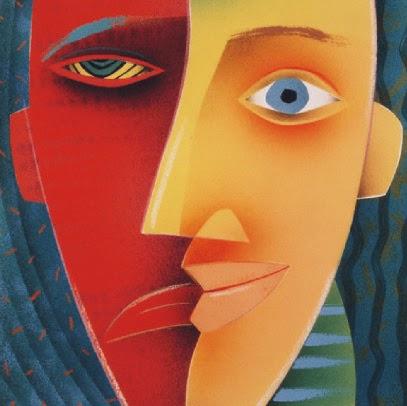 Resultado de imagem para mulher complexa, bipolar