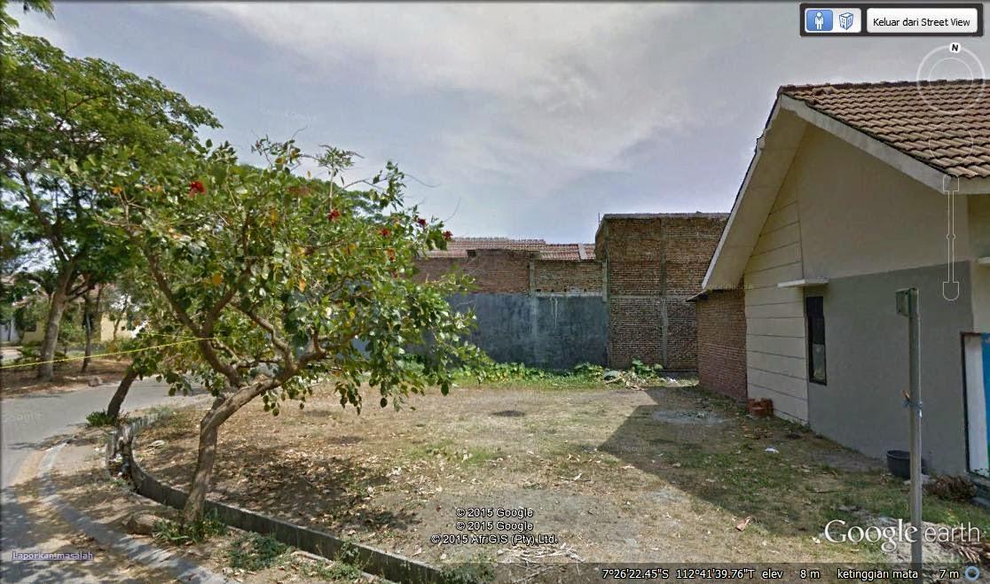 Rehab Berat Rumah di Kavling Hook, Lokasi : Sidoarjo