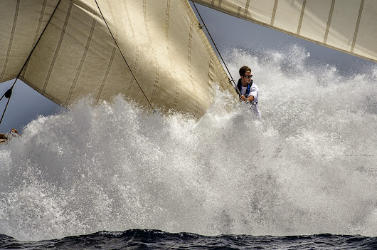 Spanish photographer Alfred Farré wins Mirabaud Yacht Racing Image 2014