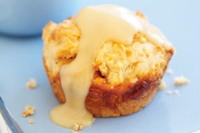 Caramel dessert muffins recipe