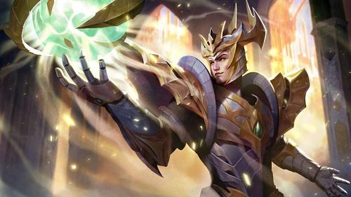 Một bộ combo của Ác thần có khả năng làm kẻ địch cực kỳ khốn đốn