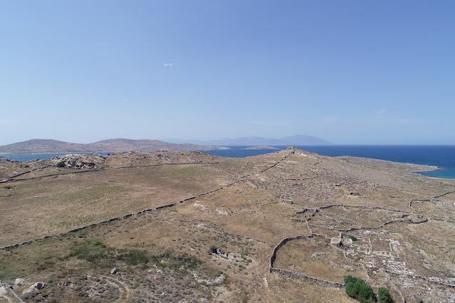 Rheneia, the other Delos