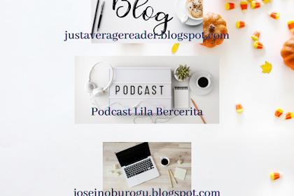 Dari blog ke Podcast. Ke blog lagi? :)