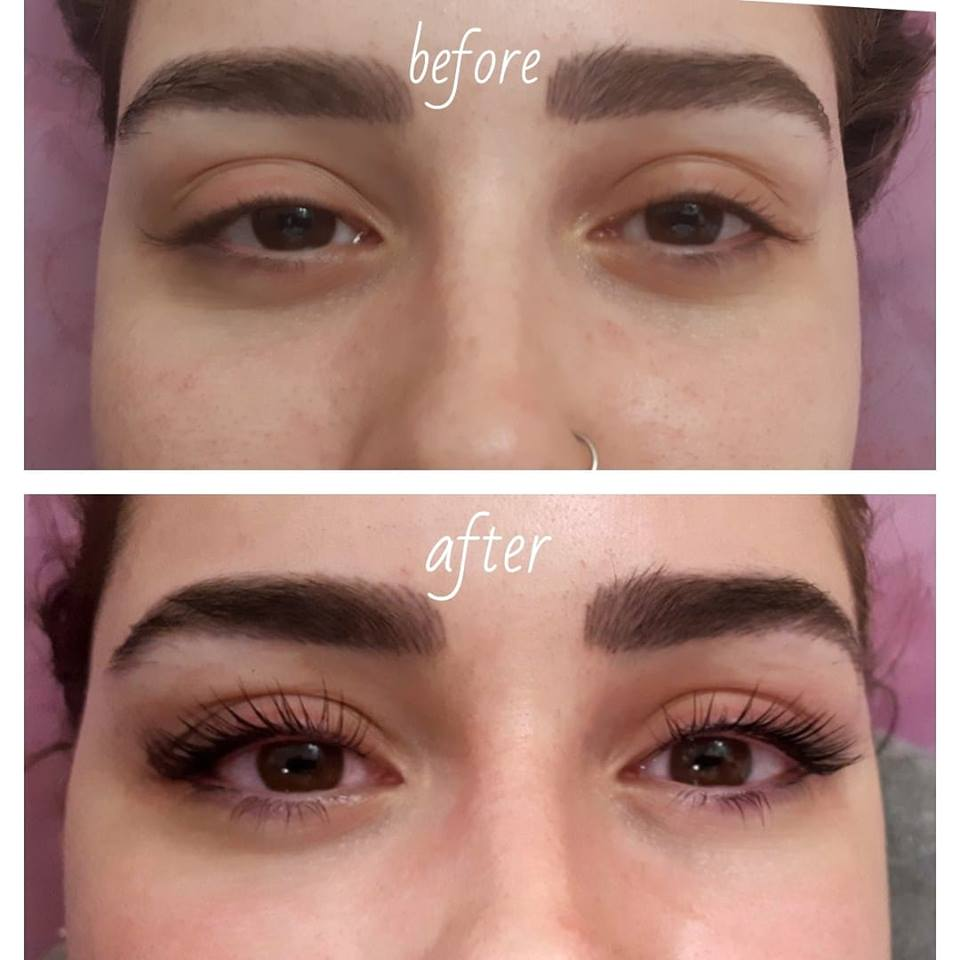 c718697ea2b Natural lash lifting and tint on Ilana #lashes #lashlift#lashtint #telaviv  #israel #hdlash #hdlashes #lvllash#lvllashlift #yumilashes #hdlash ...