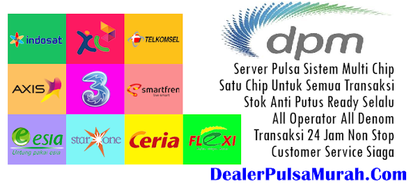Kios Reload Bisnis Agen Pulsa Elektrik Online Termurah Jakarta Tangerang