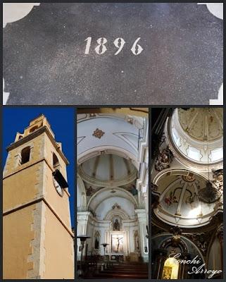 Iglesia de Santa Ana en  Manuel,  de estilo barroco comenzada a construir en finales del siglo XVII y terminada con la renovación del pavimento en 1896. Es un bello edificio pero su interior sorprende, así como su patrimonio religioso.