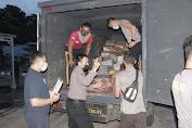 Polda Sulut dan Bhayangkari Salurkan Bantuan Bagi Korban Gempa di Sulbar