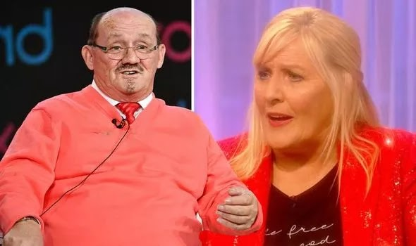 Brendan O'Carroll: 'It makes it difficult for her' Mrs Brown's Boys star in wife admission