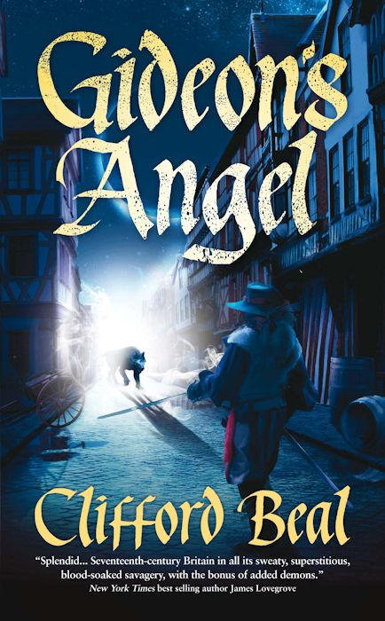 Guest Blog by Clifford Beal, author of Gideon's Angel - February 12, 2013