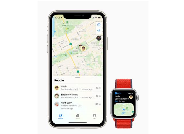 يتيح الإعداد العائلي للآباء إدارة أجهزة Apple Watch متعددة