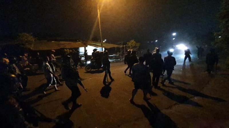 Bentrok Kelompok Massa di Sukabumi, 3 Orang Luka Bacok