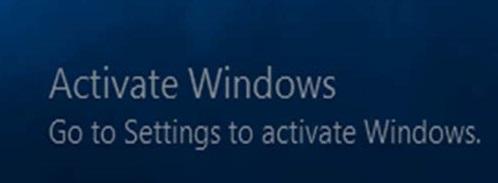 akibat windows tidak diaktivasi