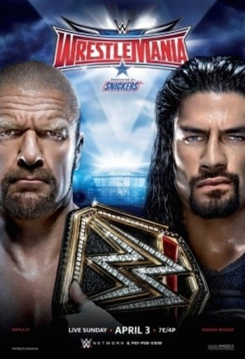 WWE WrestleMania 32 2016 PPV Download