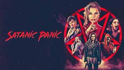 Satanic Panic 2019 Dual Audio Full Movie Download in Hindi 480p
