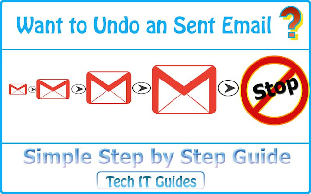 Want to Undo an Sent Email