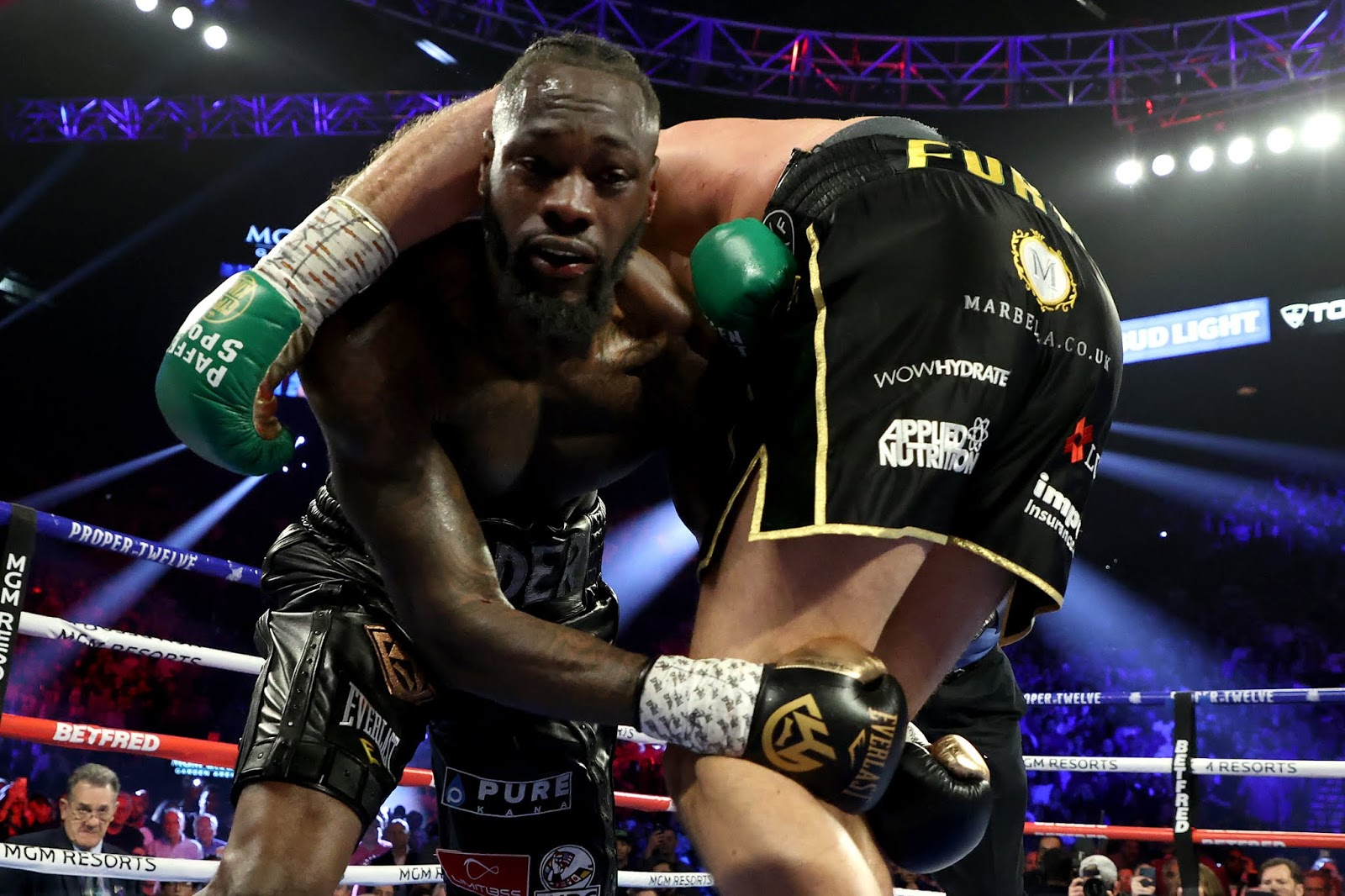 The Rise And future Fall Of Deontay Wilder