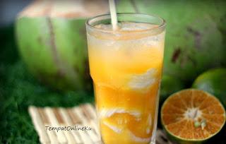 es kelapa jeruk