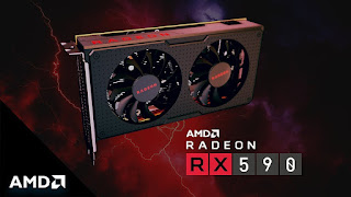 AMD Radeon RX 590 Mid-Range GPU Announced for Full-HD PC