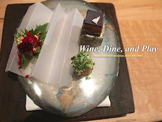 The Test Kitchen / small bites / https://winedineandplay.blogspot.com/2014/01/the-test-kitchen.html