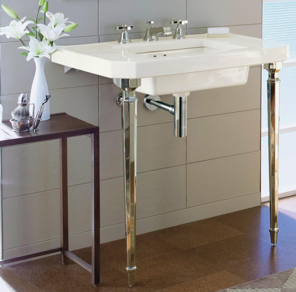 The Bath Showcase Kathryn Console Table