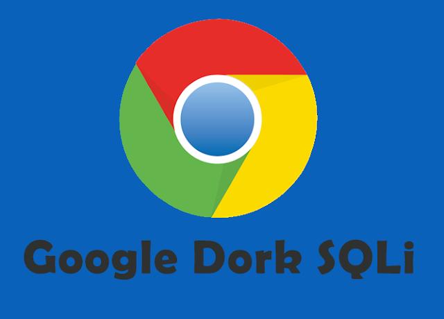 Google-Dorks-SQLi-2020