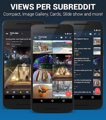 BOOST FOR REDDIT (MOD, PREMIUM UNLOCKED) APK FOR ANDROID