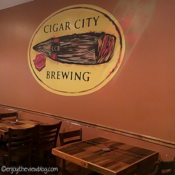 Cigar City Brewing in Tampa!