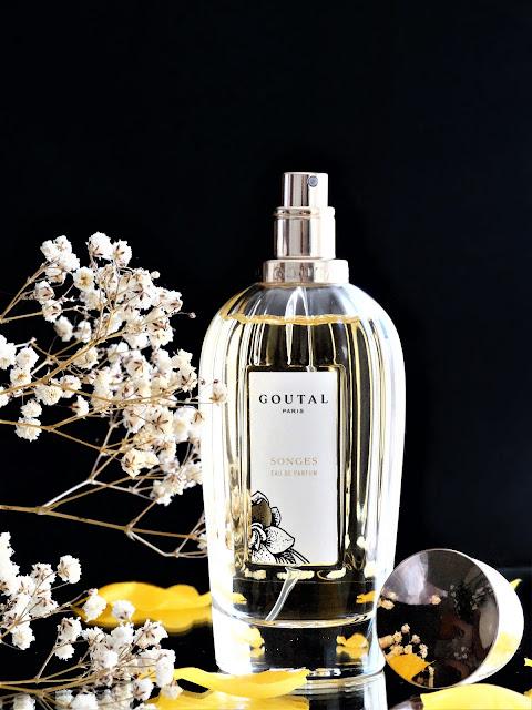 avis parfum songes annick goutal, parfum songes goutal, goutal songes perfume review, avis parfum goutal, revue parfum songes goutal
