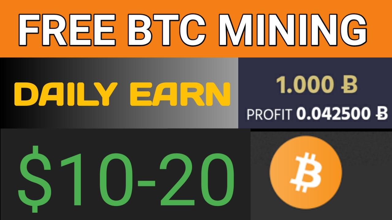 Earn free bitcoin site