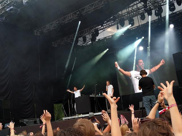 Bass Astral x Igo, OFF Festival 2018