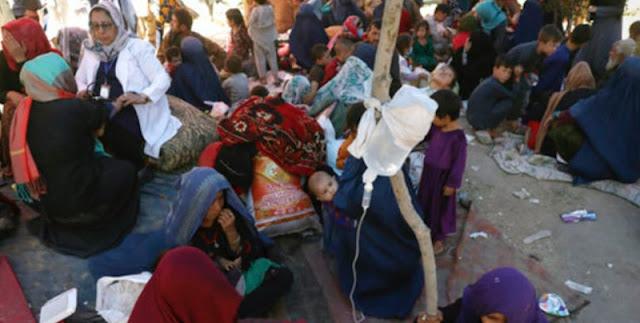 Kurang dari Sepekan, Taliban Rebut Delapan Provinsi di Afghanistan