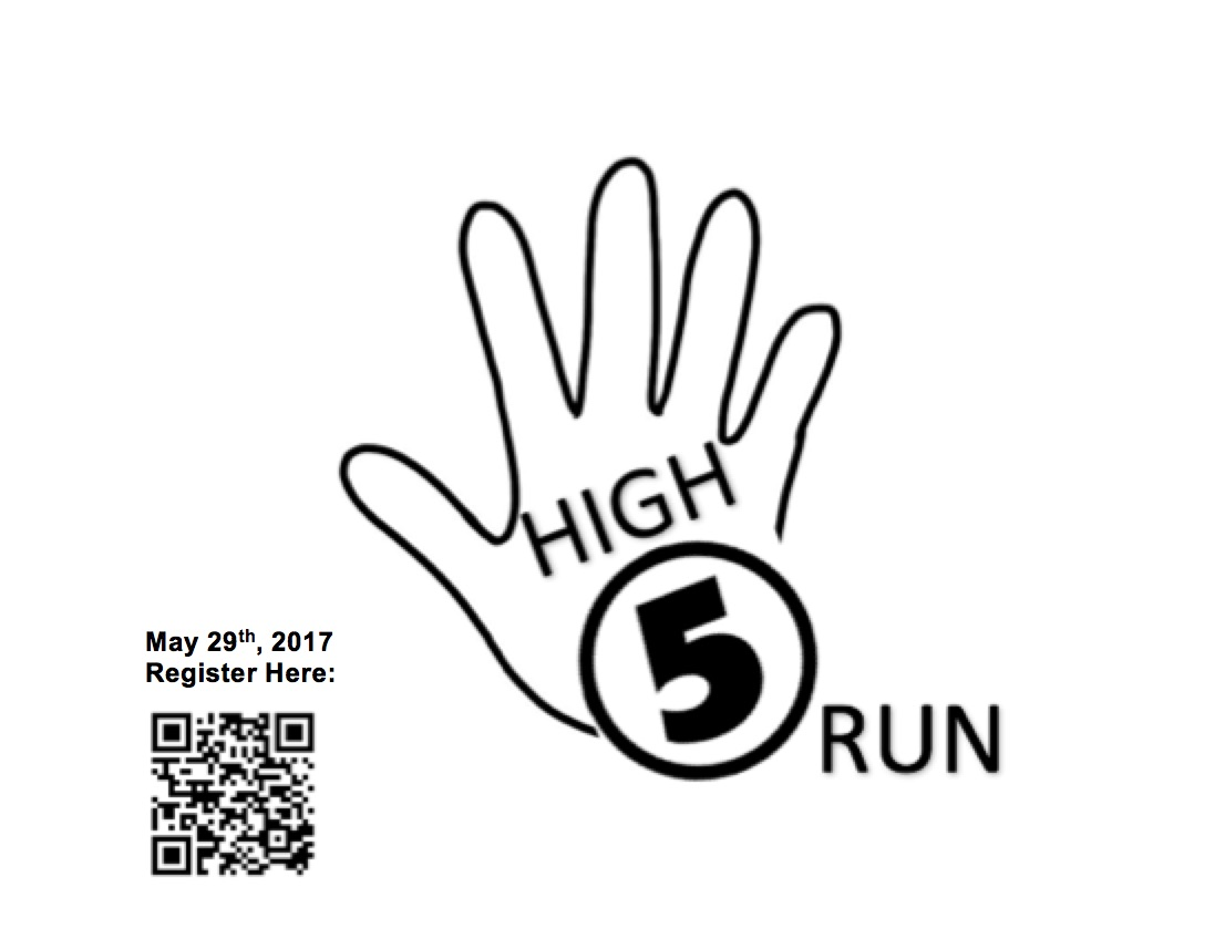 Sansome Elementary School News Feed: High 5 Run with Our