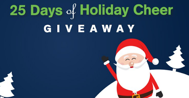 Every day from now until Christmas, Extended Stay America will be giving away a $100 Visa Gift Card to spread some extra holiday cheer this year!