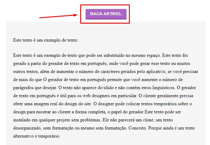 Cara Membuat Show Hide Artikel Di Blog