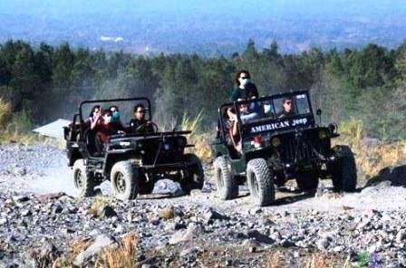 Wisata Lereng Gunung Merapi Yogyakarta
