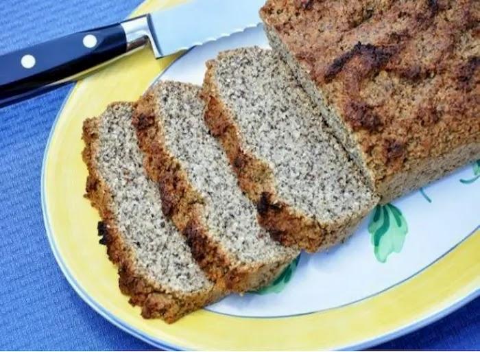Keto Coconut Flax Bread