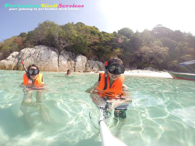 Pulau Perhentian Kecil 2016