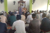 Shalat Idul Fitri 1441 Hijriah Dilaksanakan di Mesjid Nurul Yaqin Kappuna Tampa Pengamanan