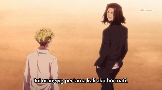 Tokyo Revengers Episode 22 Subtitle Indonesia