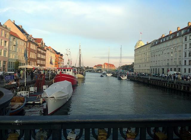 Kopenhaga - Nyhavn
