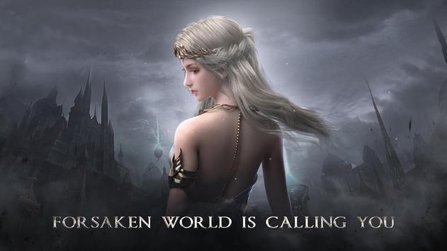 Forsaken World: Gods And Demons Membuka Pra Registrasi