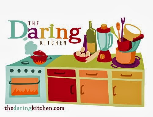 I'm a proud member of The Daring Kitchen