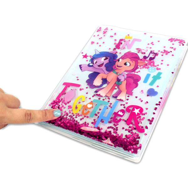 My Little Pony Glitter Sparkle Activity Set