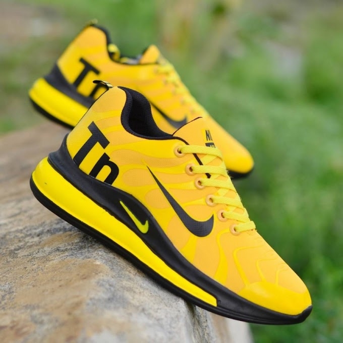 Sneakers Nike Kuning